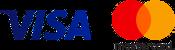 visa+mastercard logos